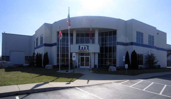 Metrican Stamping Building in Dickson, Tennessee